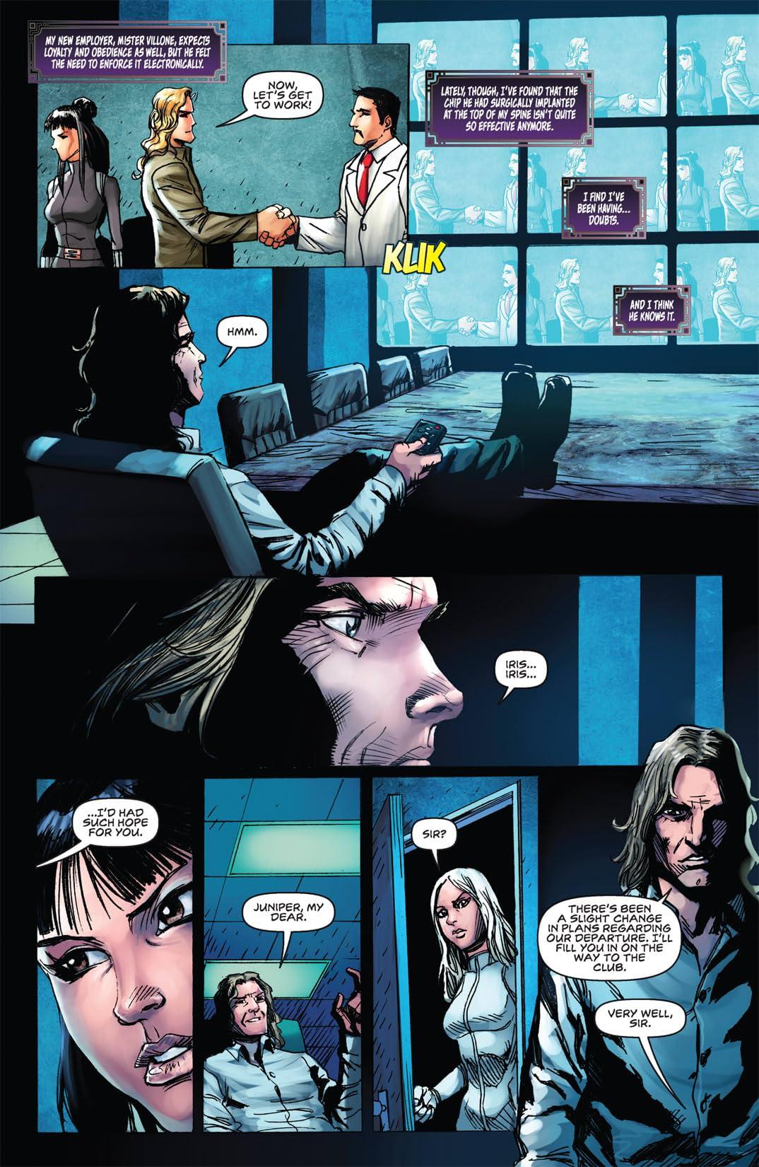 Executive Assistant: Iris Vol. 2 #4