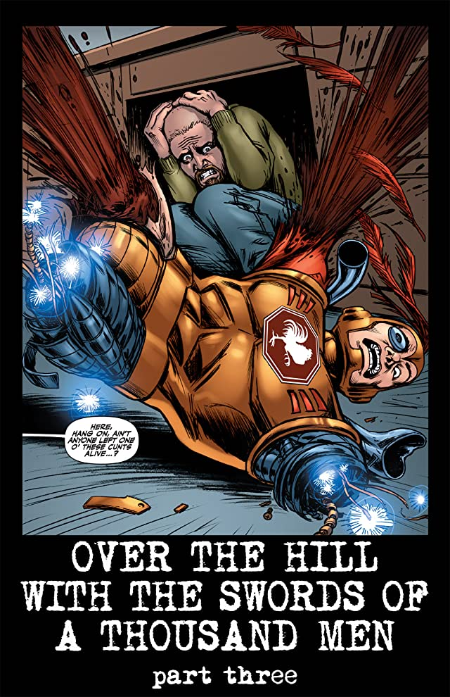 click for super-sized previews of The Boys #62