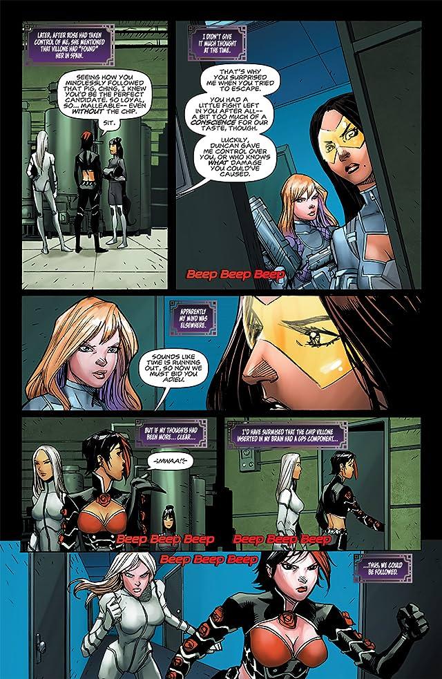 Executive Assistant Iris Vol. 2 #5