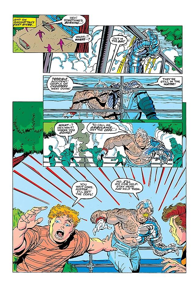 New Mutants (1983-1991) #89