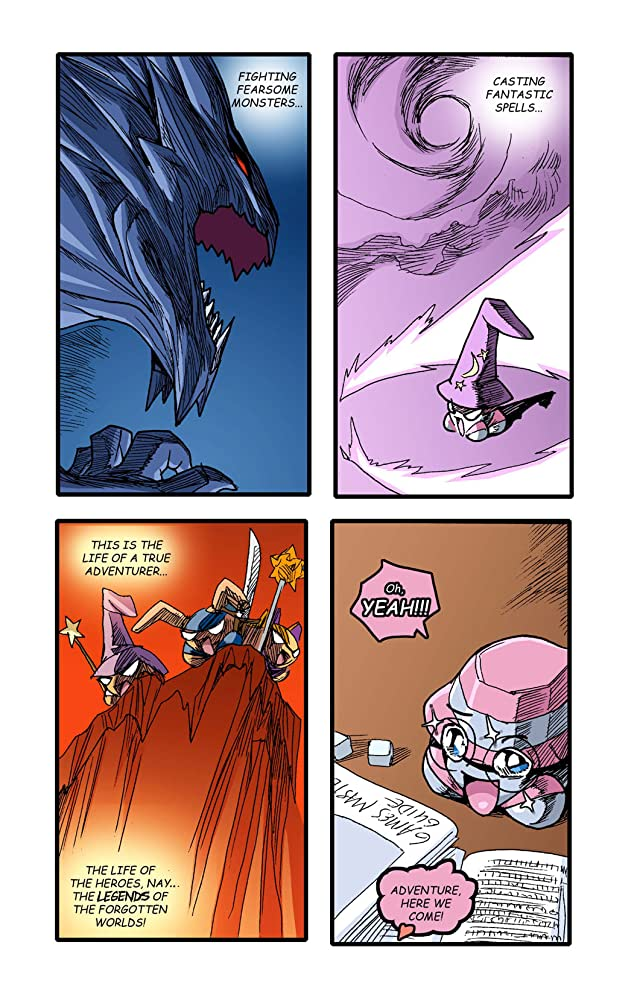 click for super-sized previews of Gold Digger: Peebo Tales #2