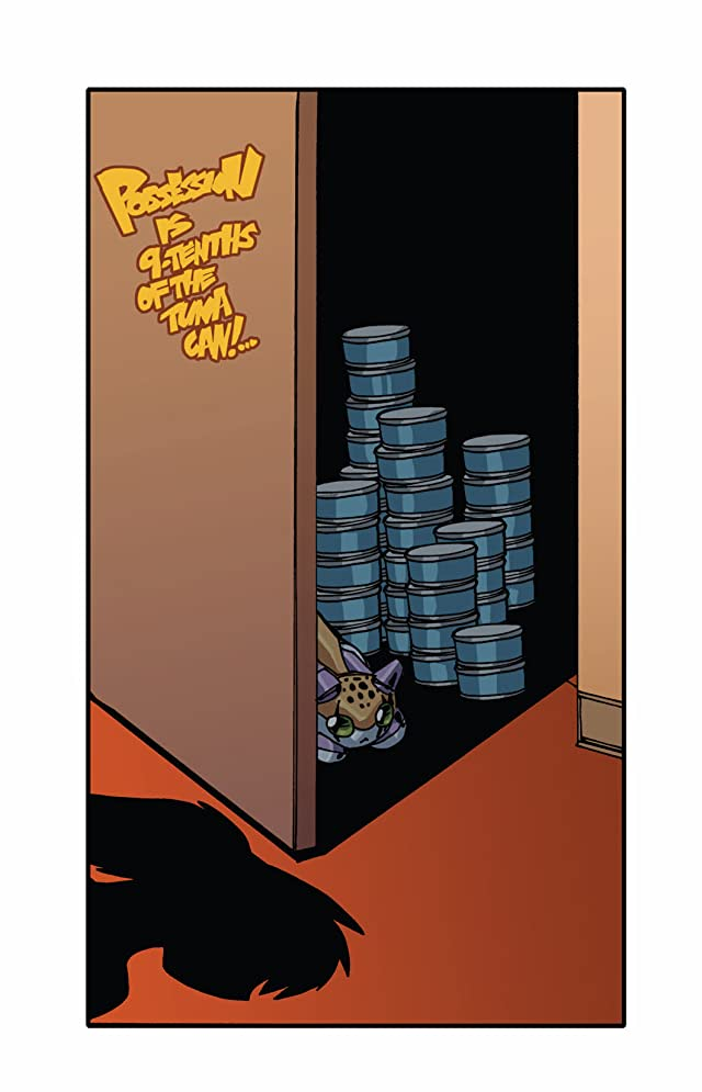 click for super-sized previews of Gold Digger: Peebo Tales #3
