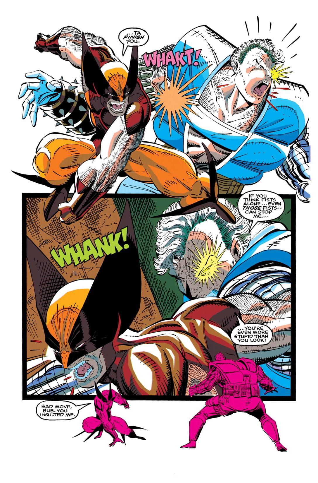 New Mutants (1983-1991) #94