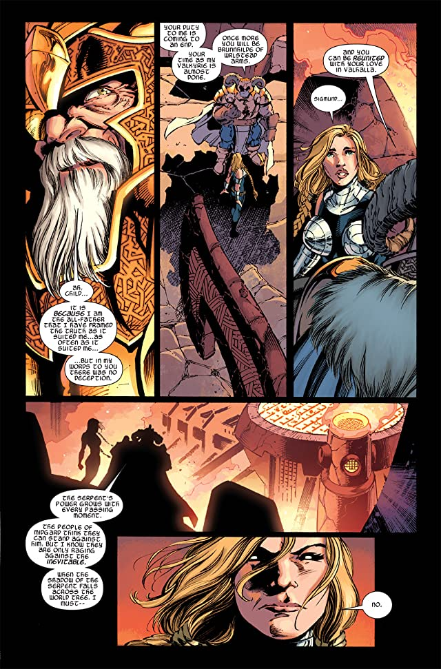 click for super-sized previews of Fear Itself: The Fearless #6