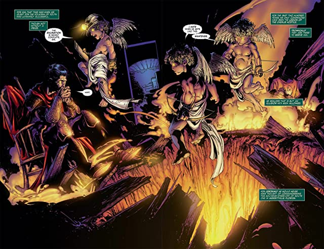 click for super-sized previews of The Darkness #35