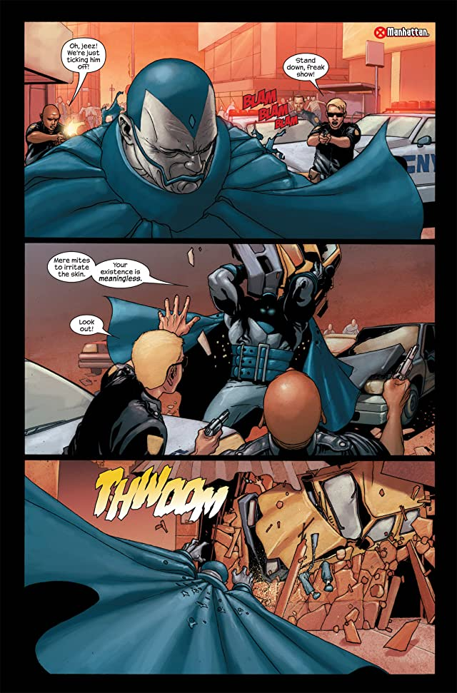 Ultimate X-Men #91