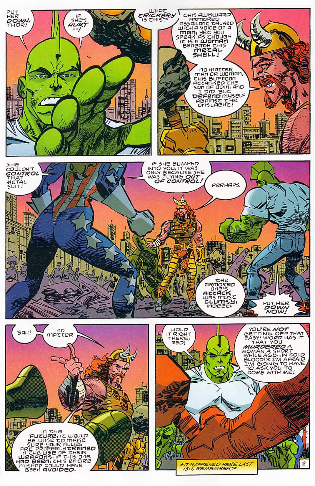 Savage Dragon #109