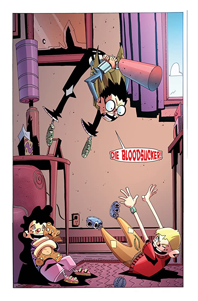 click for super-sized previews of Nanny & Hank #2