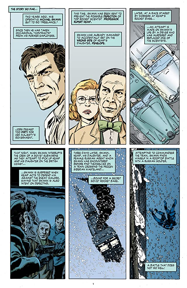 click for super-sized previews of Cold War #4