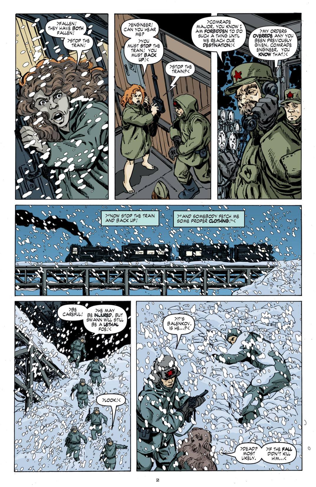 Cold War #4
