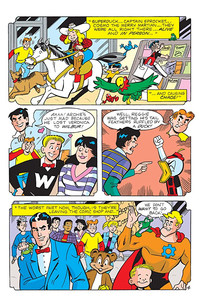 Archie & Friends #138