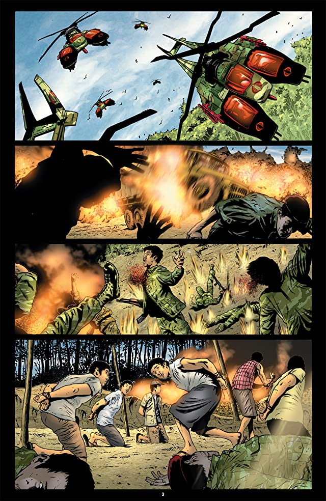 click for super-sized previews of G.I. Joe (2011-2013) #9
