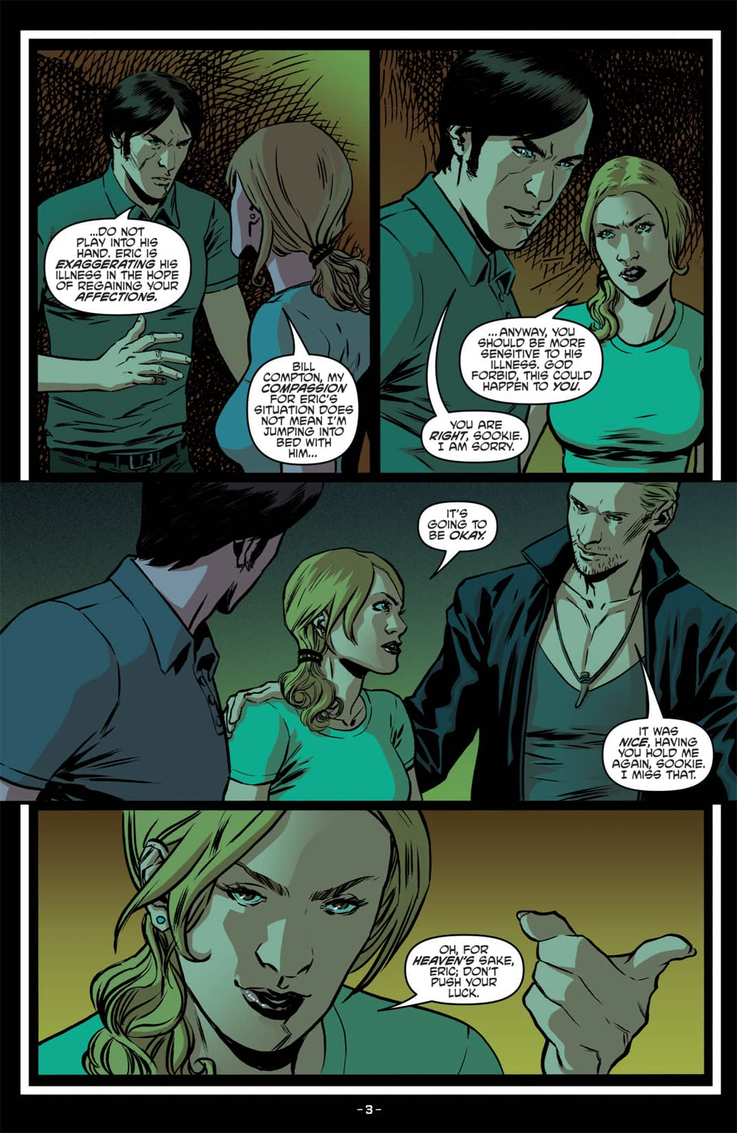 True Blood: French Quarter #5 (of 6)
