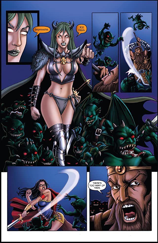 Grimm Fairy Tales #55