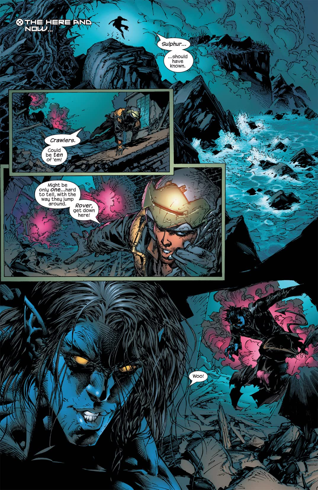 New X-Men (2001-2004) #151