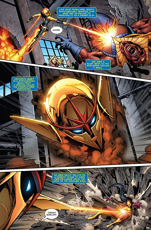 click for super-sized previews of Nova (2007-2010) #19