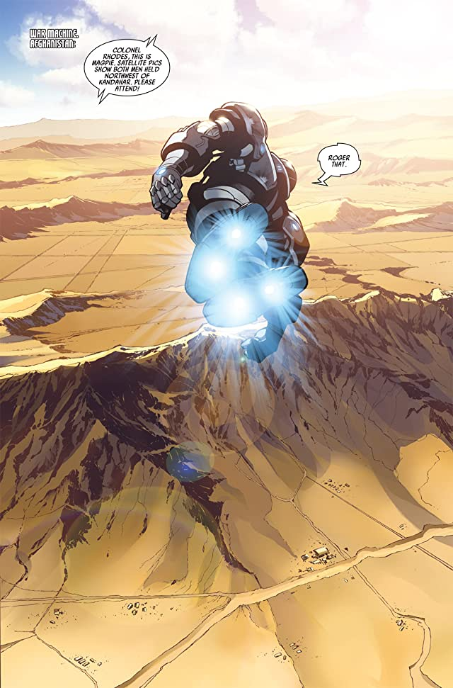 click for super-sized previews of Ultimate Comics Avengers #3