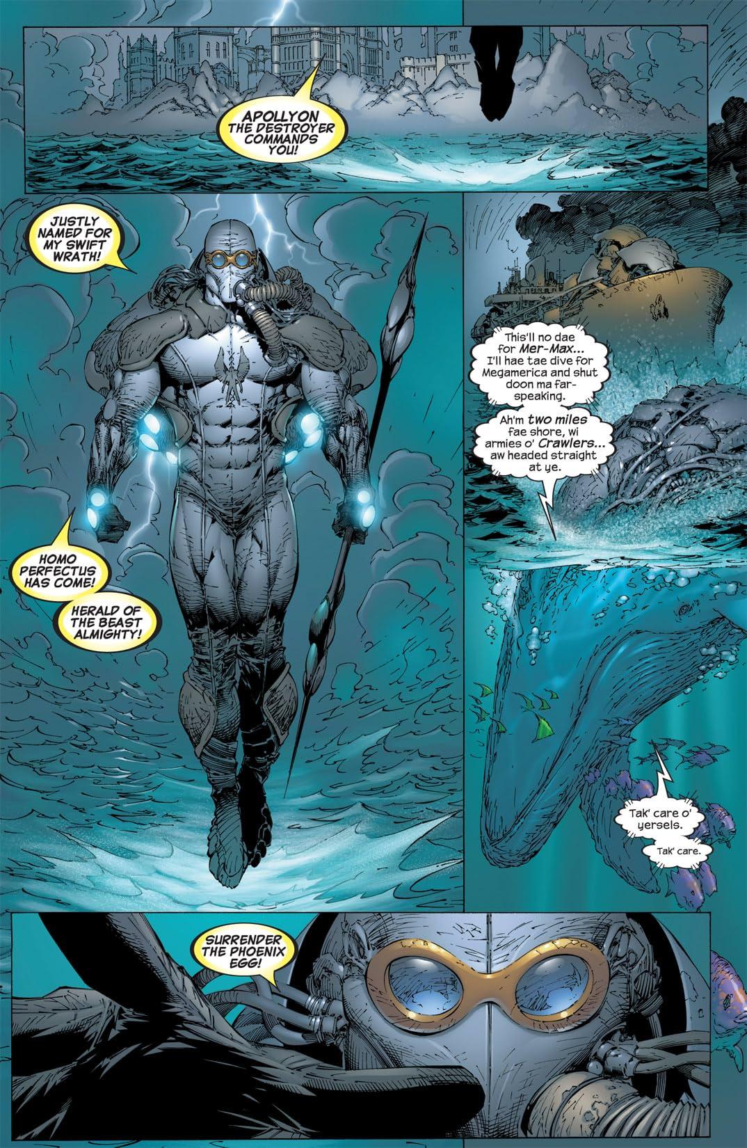 New X-Men (2001-2004) #152