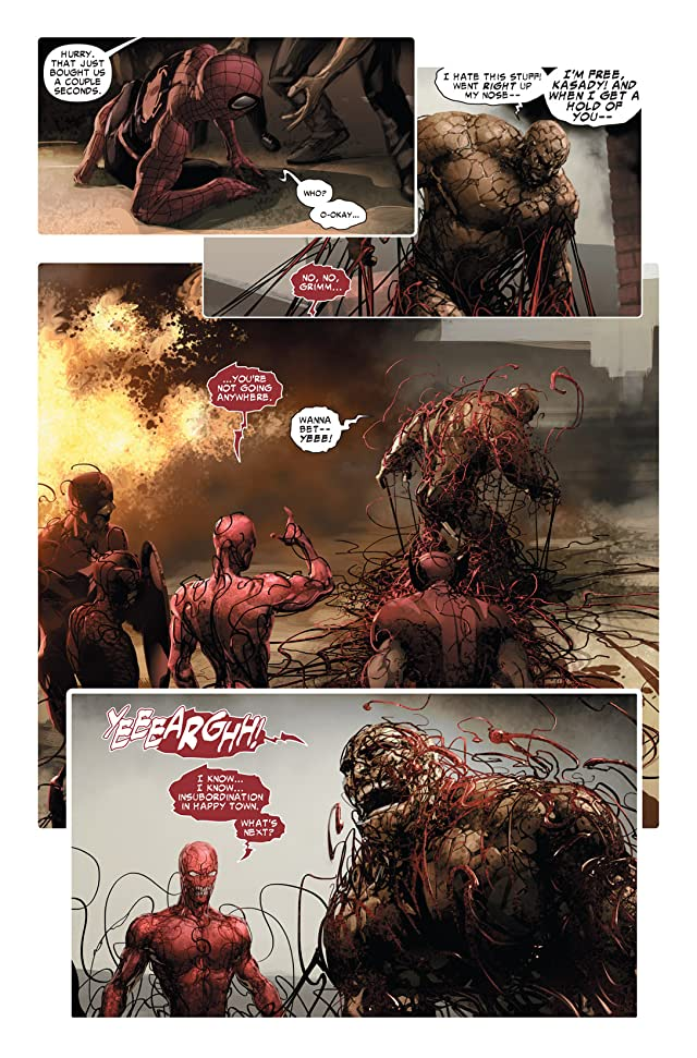 click for super-sized previews of Carnage USA #2 (of 5)
