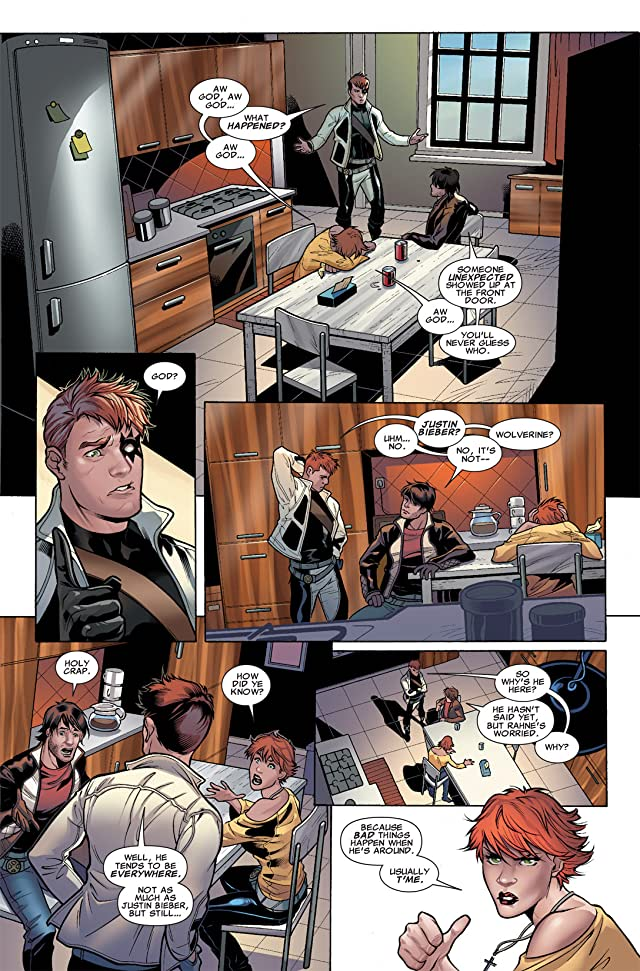 click for super-sized previews of X-Factor (2005-2013) #230