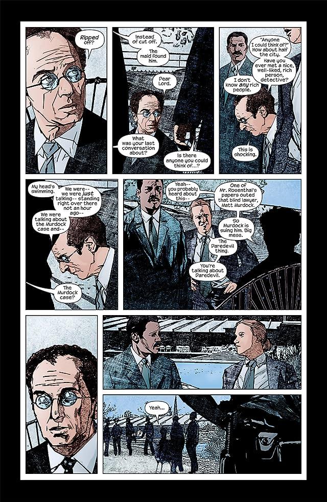 click for super-sized previews of Daredevil (1998-2011) #43