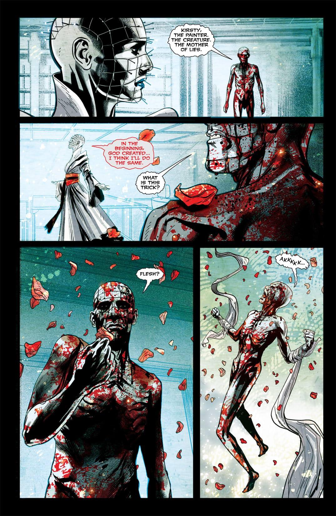 Hellraiser #8