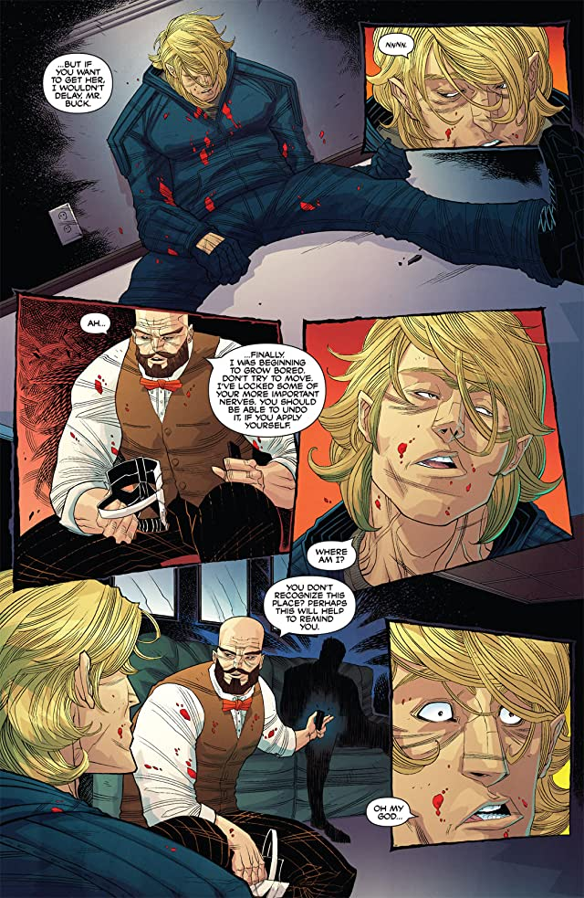 The Strange Talent of Luther Strode #4 (of 6)