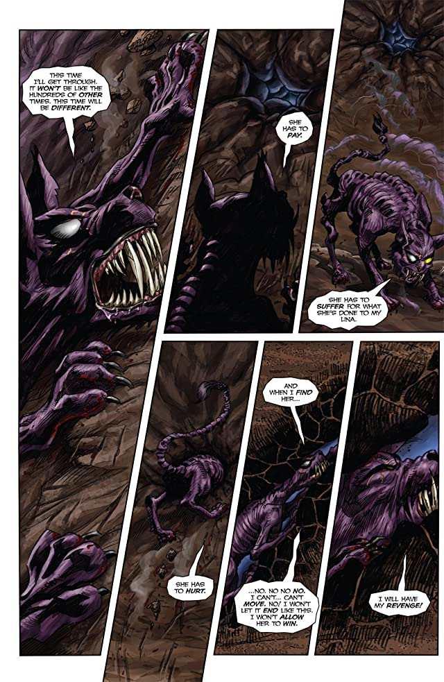 click for super-sized previews of Grimm Fairy Tales: The Dream Eater Saga - Wonderland