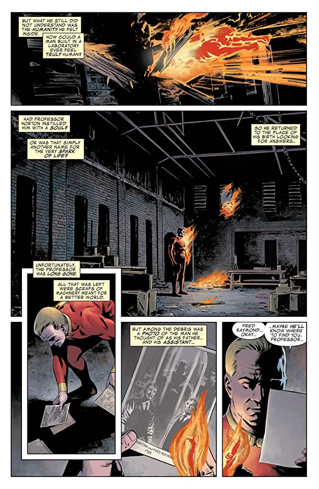 click for super-sized previews of The Marvels Project #6