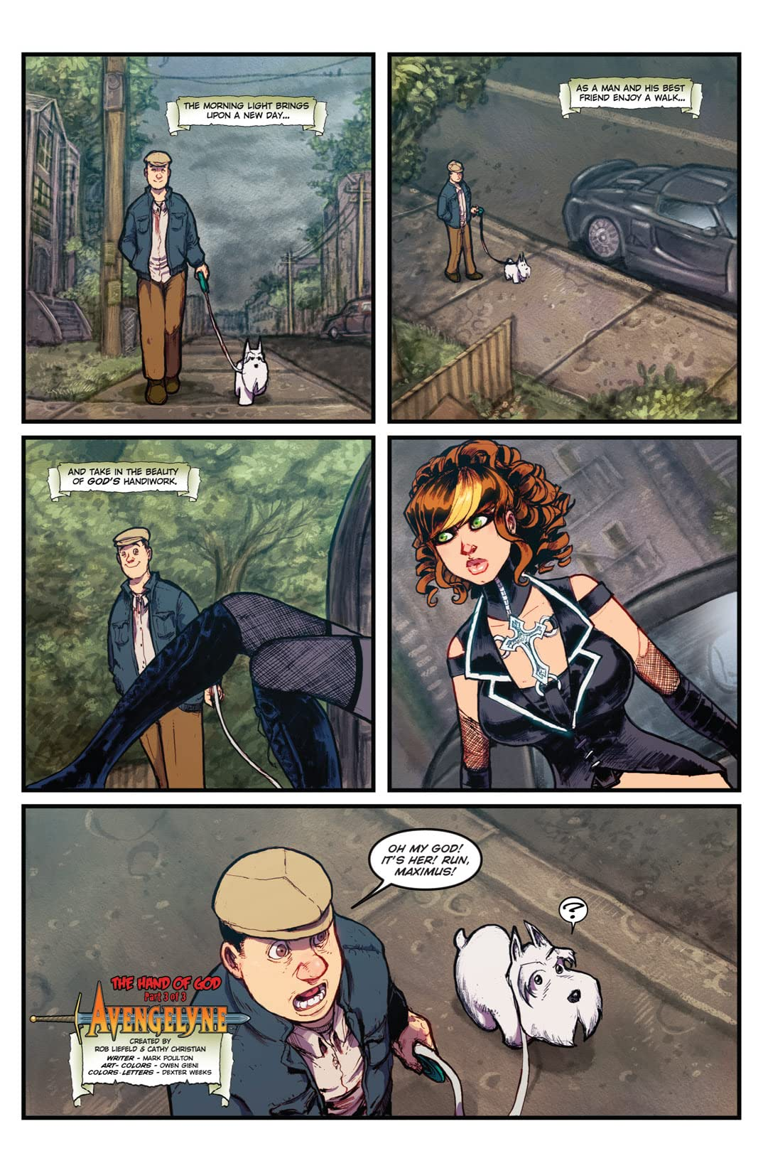 Avengelyne #6