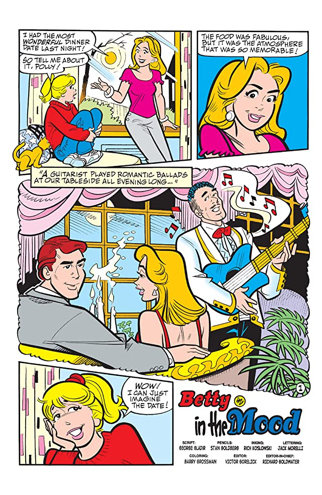 click for super-sized previews of Betty #169