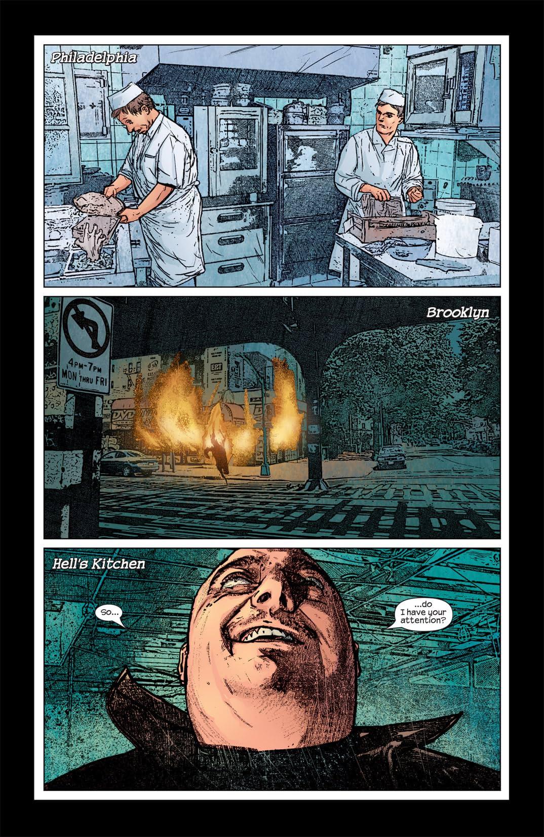 Daredevil (1998-2011) #50