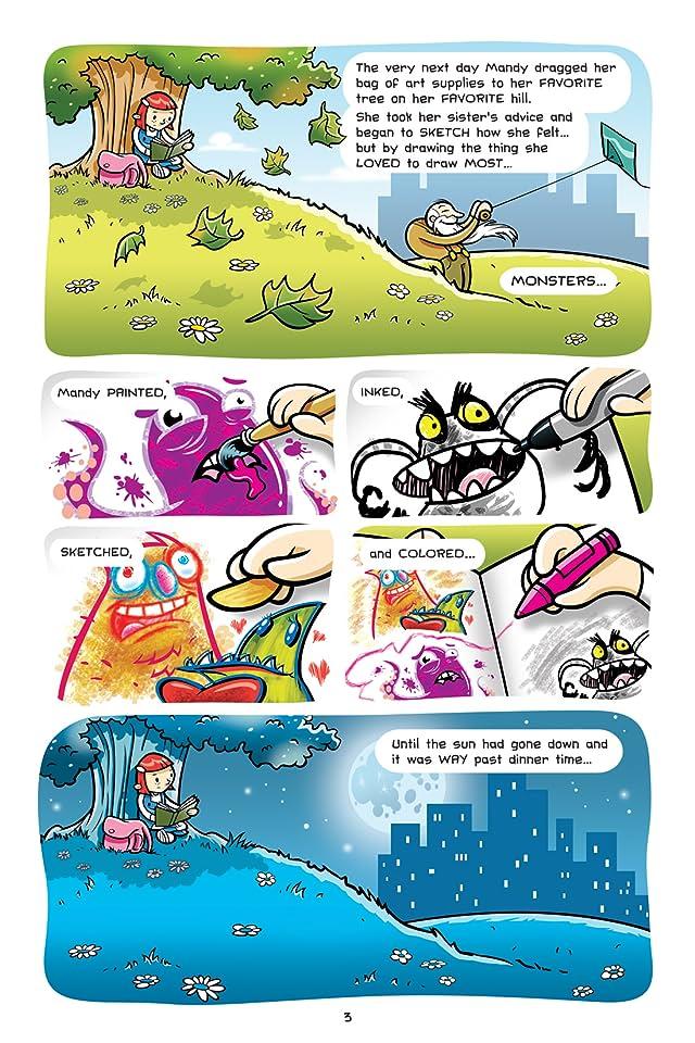Sketch Monsters Vol. 1