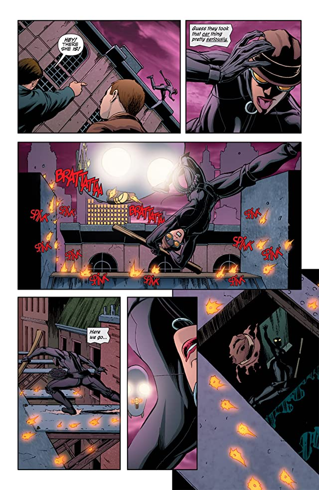 Catwoman (2002-2008) #81
