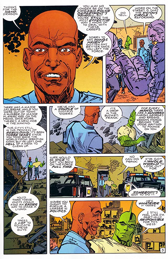 Savage Dragon #112
