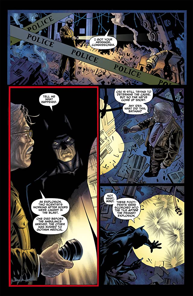 click for super-sized previews of Detective Comics (1937-2011) #825