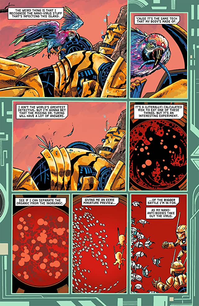 click for super-sized previews of My Greatest Adventure (2011-2012) #4