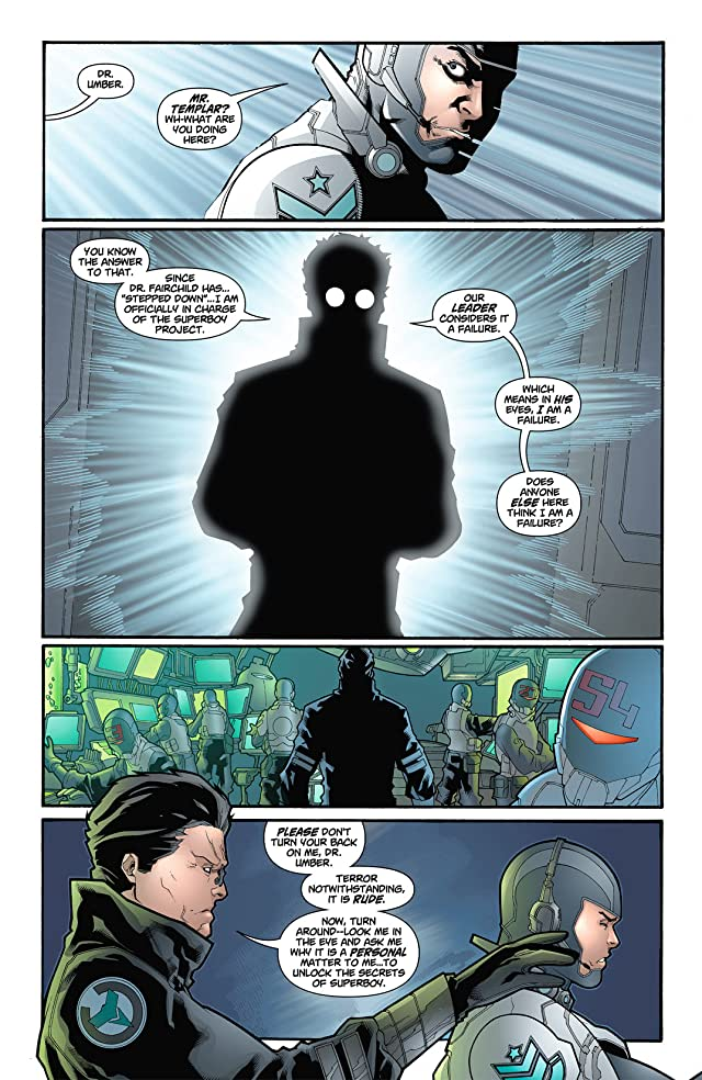 click for super-sized previews of Superboy (2011-2014) #5
