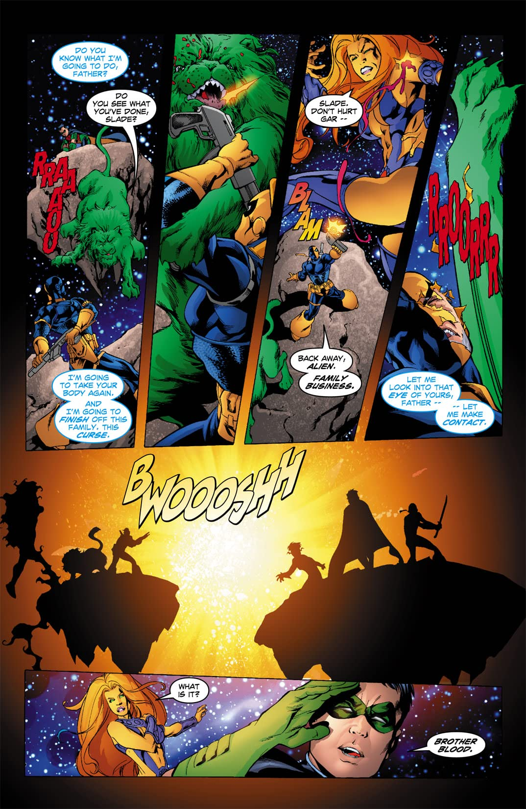 Teen Titans (2003-2011) #12
