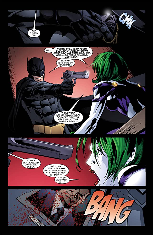 click for super-sized previews of Teen Titans (2003-2011) #17