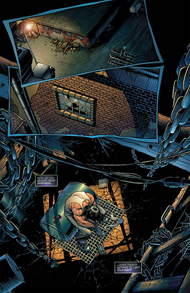 click for super-sized previews of The Darkness #40