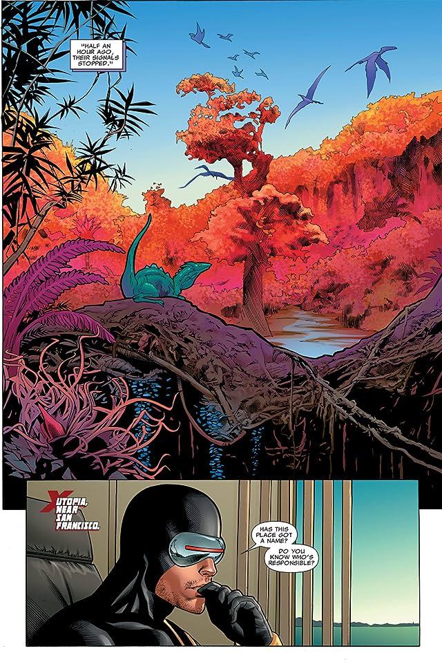 Uncanny X-Men (2011-2012) #5