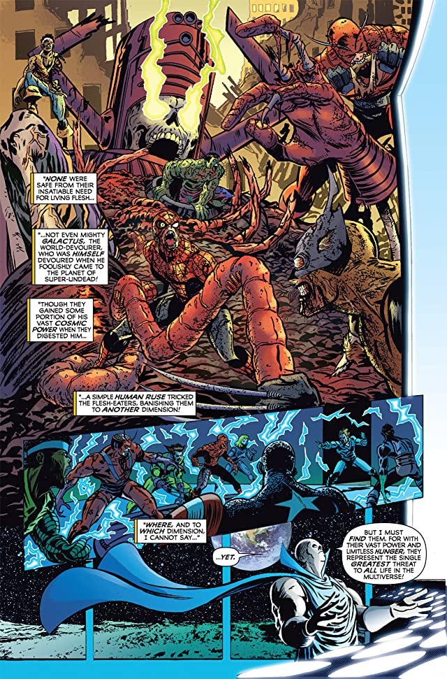 Marvel Zombies Return #1