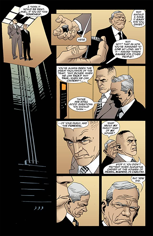 click for super-sized previews of 100 Bullets #69