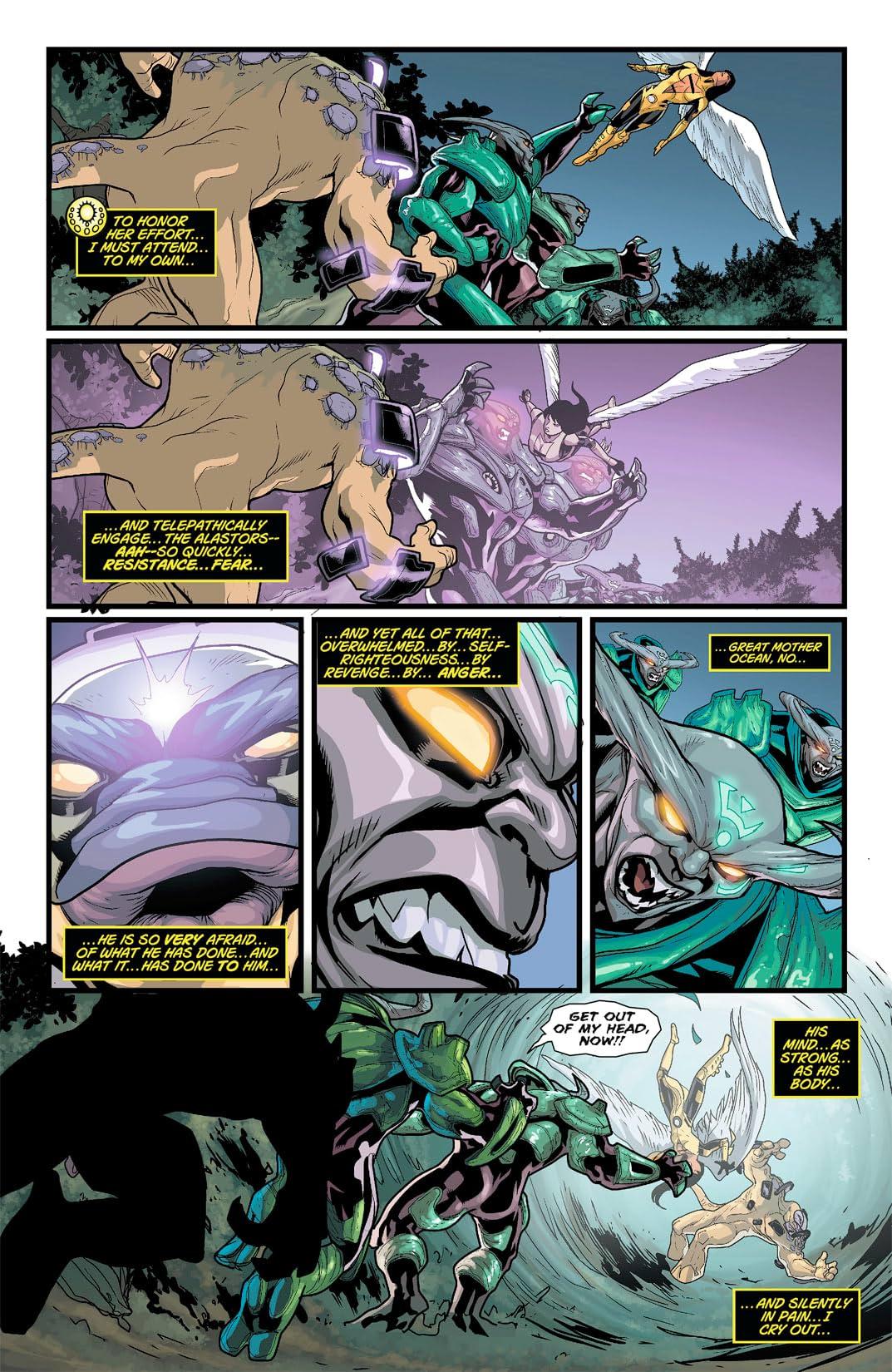 Legion Lost (2011-2013) #5