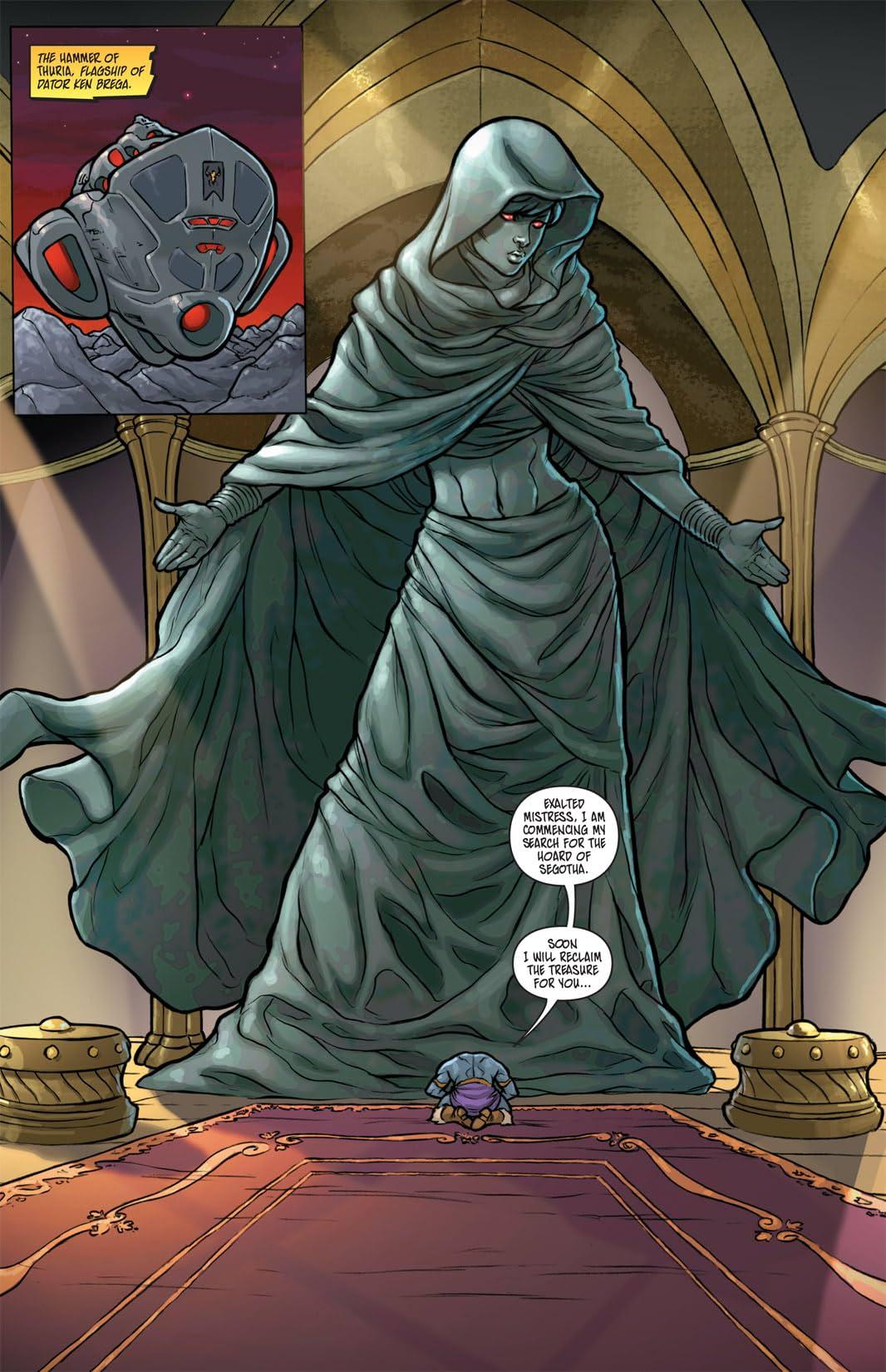 Warlord of Mars: Dejah Thoris #9