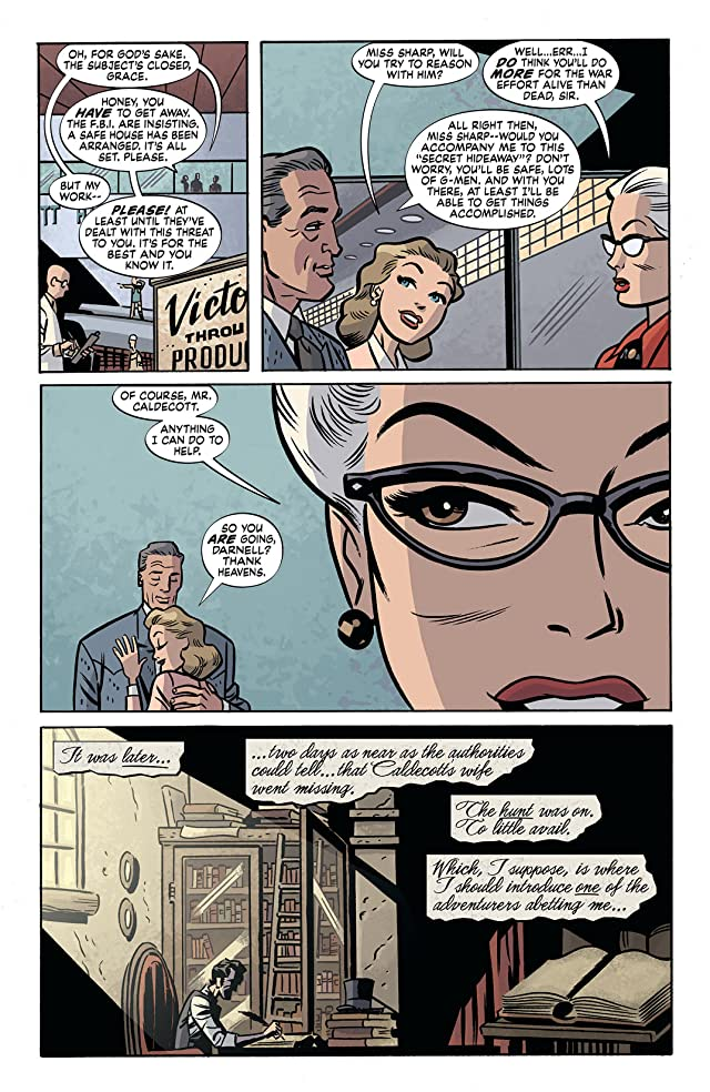 click for super-sized previews of The Shade (2011-2012) #4