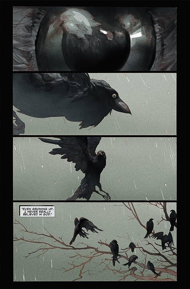 FCBD 2011 The Darkness 2: Confession #1