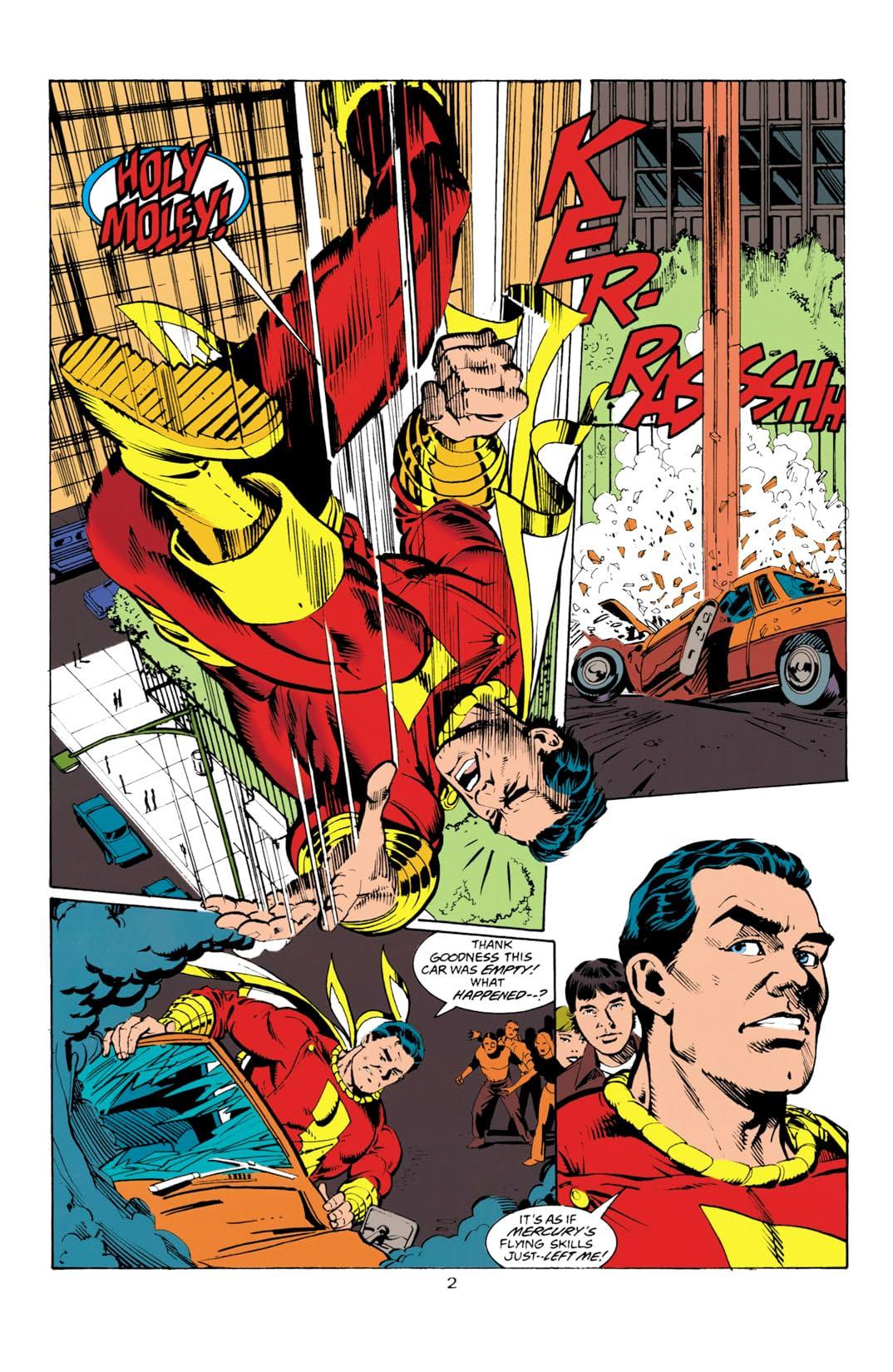 The Power of Shazam (1995-1999) #31