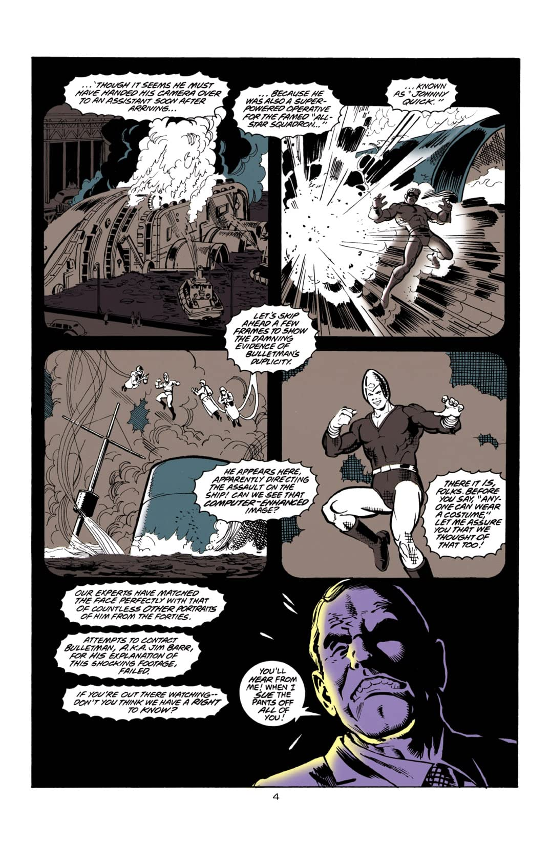 The Power of Shazam (1995-1999) #35